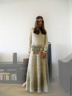 Платья ручной работы. Ярмарка Мастеров - ручная работа Платье Орландо. Handmade.