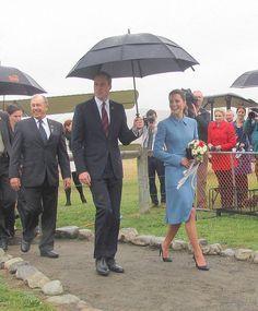 William , Catherine & George en NOUVELLE-ZÉLANDE , Le 10 Avril 2014  _ Suite