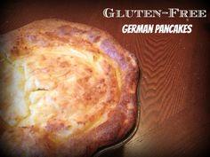gluten free german pancake