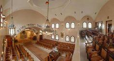 Anfa Synagogue in Casablanca, Morocco | Archnet