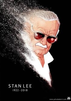 This man was an inspiration!P Stan Lee. – Viktor Prade This man was an inspiration!P Stan Lee. This man was an inspiration!P Stan Lee. Marvel Dc Comics, Marvel Avengers, Films Marvel, Memes Marvel, Bd Comics, Marvel Characters, Marvel Fan Art, Thanos Marvel, Iron Man