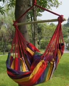 Soft Comfort Hanging Hammock Chair