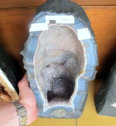 Amethyst Geode Quality Display Piece 10.6Kg Crystals & Minerals, Self…