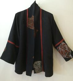 Modern Artisanal Style Jacket