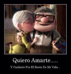 Quiero Amarte...