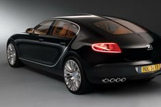 Bugatti 16C Galibier – Updated Photos