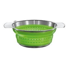 Rosle space saving collapsible colander