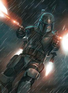 Jango Fett, Star Wars Art, Master Chief, Sci Fi, Stars, Movie Posters, Fictional Characters, Science Fiction, Film Poster
