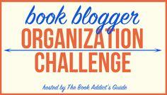 Book Blogger Organization Challenge: Winter/Spring 2015