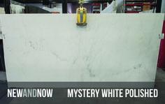 Mystery White Polished