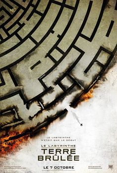 Maze Runner The Scorch Trials French Poster Maze Runner: The Scorch Trials Wraps Production, Releases New Poster