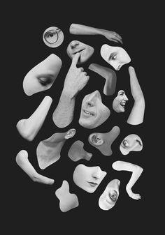 Posture and Gesture on Behance