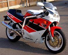 1989 Suzuki GSXR750-Slingshot