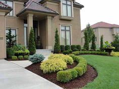 Clean Front Landscape - Rosehill Gardens // Kansas City…