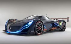 #Cars. #Mazda #Furai Concept Car