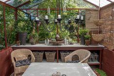 Ateljé Harmoni och Glädje — Almbacken Trädgårdsdesign Patio, Outdoor Decor, Inspiration, Home Decor, Biblical Inspiration, Terrace, Interior Design, Home Interior Design, Home Decoration