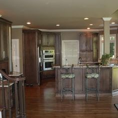 Kitchen cabinets by INNERMOST, available at The Home Depot.