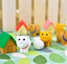 Cool Erasers - Playful Dog Eraser Collection | CoolPencilCase.com