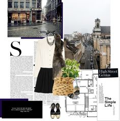 """Is All That We See Or Seem But A Dream Within A Dream?"" by fashionrookie1 on Polyvore"