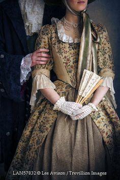 © Lee Avison / Trevillion Images - 18th century historical-couple