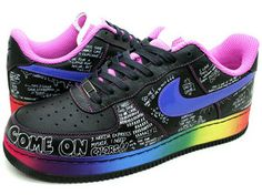 barato Nike Air Force One Busy P. by So Me and Busy P