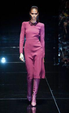 Gucci Otoño- Invierno 2013-2014 Pret A Porter Milán