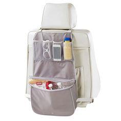 neatfreak everfresh Auto 4-Pocket Seat Back Organizer & Cooler, Grey