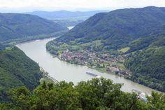 Blick auf die Donau vom Rosengärtlein Outdoor, Lawn And Garden, Outdoors, The Great Outdoors