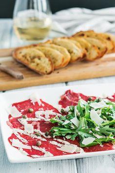 How to make Beef Carpaccio