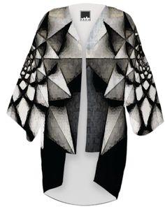 #Origami #Kimono from #PrintAllOverMe
