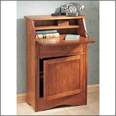 used secretary desk
