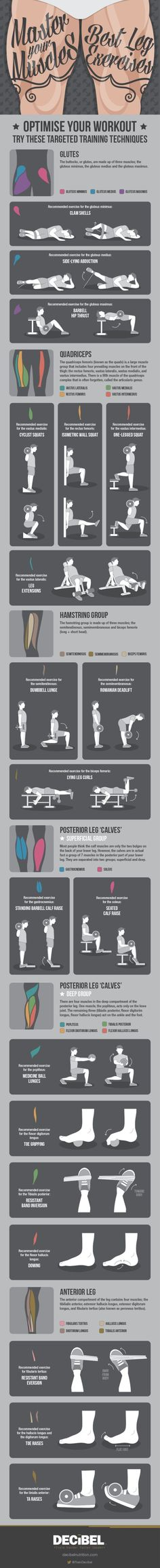 Learn How to Bulk Up Your Chicken Legs with These Exercises--Find more stuff…