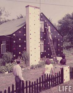 Polka dot house - Life