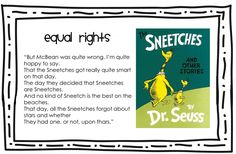 Dr. Seuss in fifth grade? I think YES! (Social studies-American Revolution)