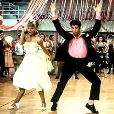 Grease... Wished you could dance like that... & you knew all the songs!