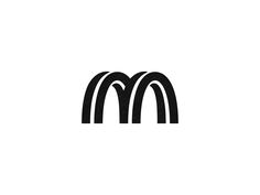 m by Kakha Kakhadzen #Design Popular #Dribbble #shots