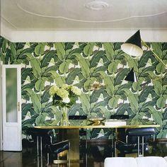 Brian Atwood & Nate Berkus's Milan Home via ElleDecor.