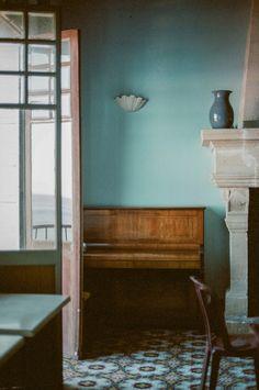 hotel belvédère du rayon vert, cerbère, france by claire cottrell