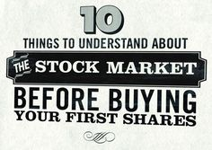 Growing up we hear a lot about the importance of investing in the stock market, but unless you were a finance major or took some electives, no one ever teaches us anything about it. investing the right way, investing basics, investing tips #investing #investingtips