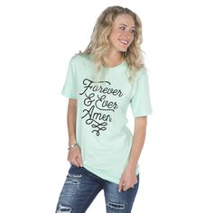 https://www.nrsworld.com/ruby%60s-rubbish/womens-rubys-rubbish-mint-crew-neck-forever--and--ever-amen-162707