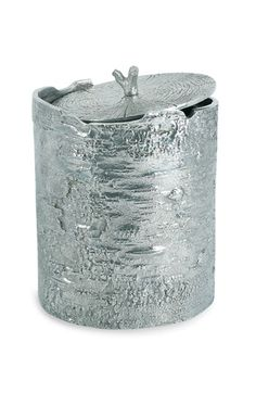Michael Aram 'Bark' Polished Ice Bucket available at #Nordstrom