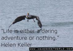 Helen Keller | HOME SWEET WORLD