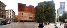 CaixaForum Madrid by Herzog & de Meuron