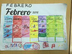 Printable free download calendar by Ángela Cabrera . angelagcabrera.blogspot.com