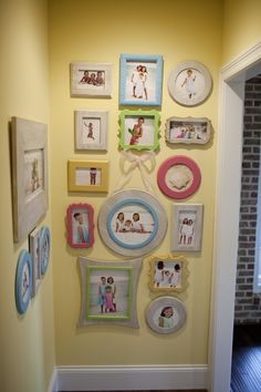 HOw Cute are these Colorful frames? Only from Wild Sorbet!  Circle Frames?  LOVE the rounds!!