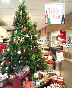 Kathiey's World: Christmas at the Mall. Searching for Decorations