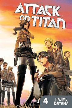 Attack on Titan 4: The Survey Corps develop a risky gambit – have Eren in Titan form attempt to repair Wall Rose, reclaiming human territory from the monsters for the first time in a century. But Titan-Eren's self-control is far from perfect, and when he goes on a rampage, not even Armin can stop him! With the survival of humanity on his massive shoulders, will Eren be able to return to his senses, or will he lose himself forever? $6.86
