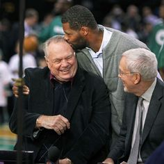 Tommy Heinsohn the coach finally gets his just due