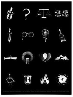 Lost Minimalist Poster Tv Serie