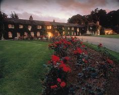 Hotels in Wicklow Rathsallagh is the place for you, winner of the prestigious Irish Country House Restaurant of the Year and The Five Diamond Award. Country House Restaurant, Castle Restaurant, Country House Hotels, Country Houses, Dog Friendly Accommodation, Thing 1, Weekend Breaks, Country Estate, Romantic Getaway